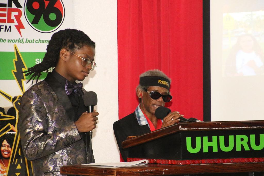2019-12-07 Black Power 96 Community Appreciation Event - Highlights