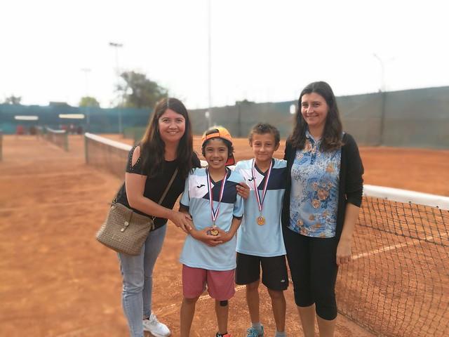 Copa Club de Tenis Estadio Nacional