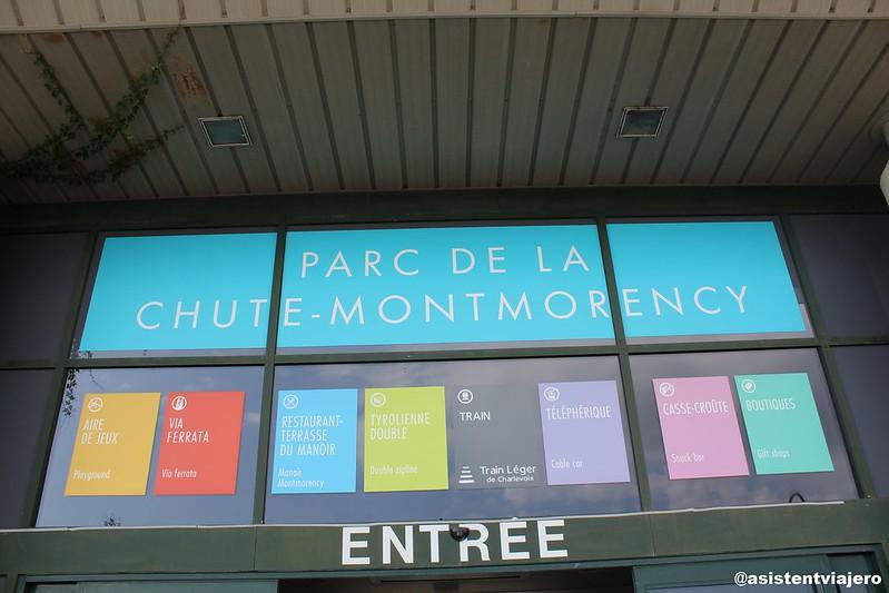 Montmorency Chute 7