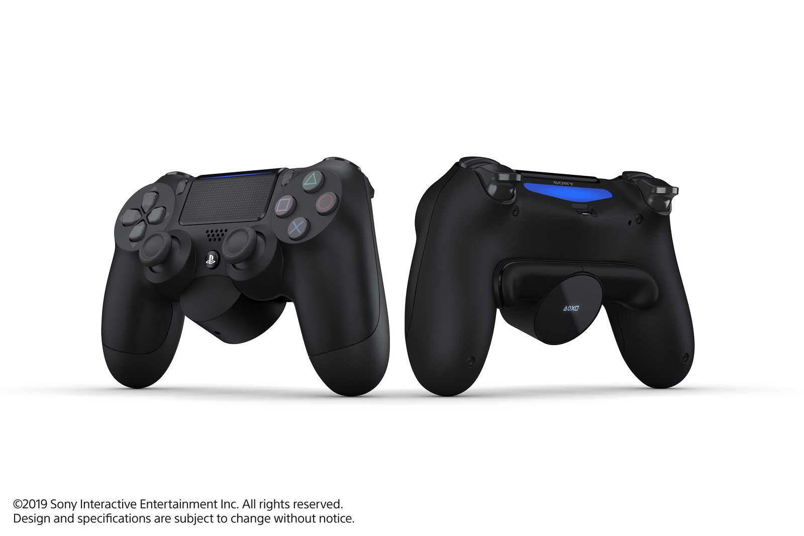Introducing The Dualshock 4 Back Button Attachment Playstation Blog