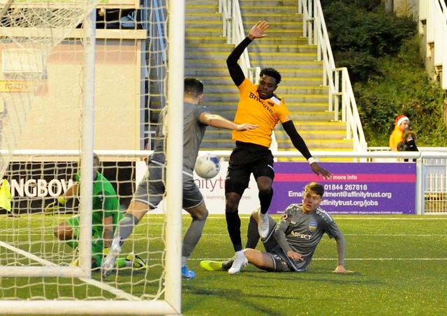 FATR1; Maidstone United 2-3 Concord Rangers
