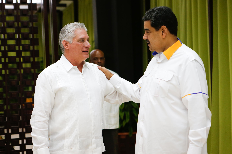 Presidente Díaz-Canel: Invocación del TIAR contra Venezuela es una amenaza a la paz y seguridad de la nación
