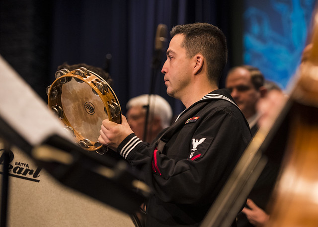 Navy Band Northeast Holiday by the Bay