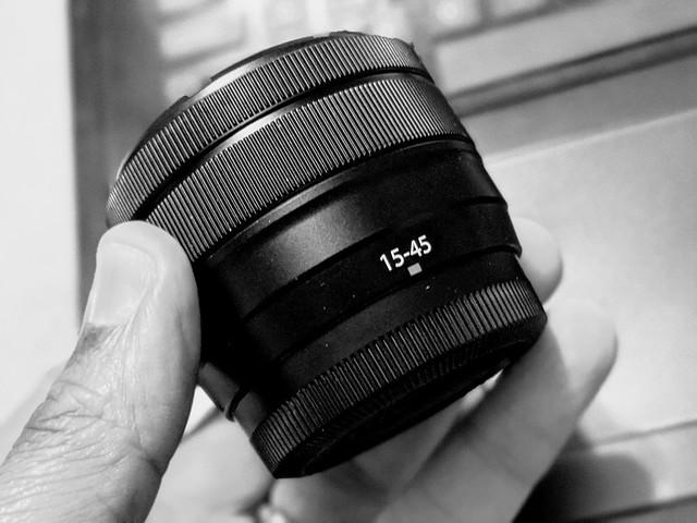 Fujifilm 15-45mm PZ