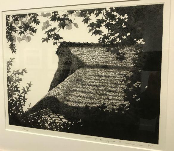 IMG_2178JapanmuseumSieboldhuisTanakaRyōheiZomerdagNr1EtsEnAquatint1985