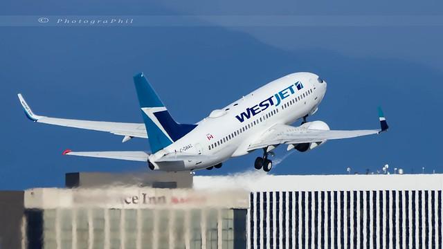 WESTJET B737-7CT