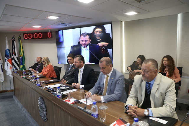 16.12.2019 - Reunião do conselho secional da OAB SP