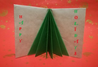 WBB Xmas 3 Card by Michel Grand | by ORIGr And MIchel