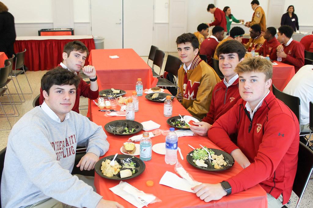 2nd Quarter Senior Lunch