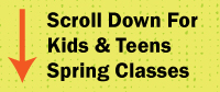 Kids & Teens Before & After School Spring Classes