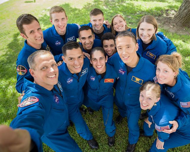 2017 Astronaut Candidate Class