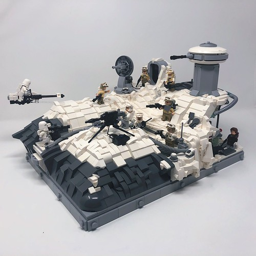 LEGO Star Wars Battle on Hoth