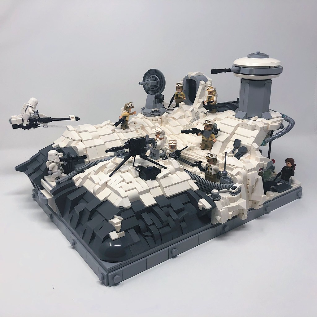 LEGO Star Wars Battle on Hoth