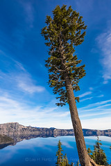 View from Rim Village of Crater Lake