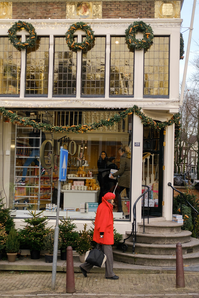 A Wintery Guide to Amsterdam