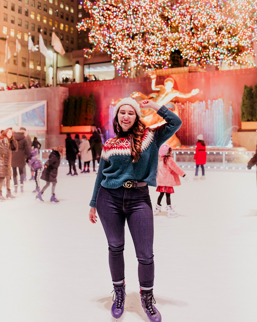 The Rink at Rockefeller Center New York