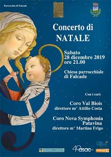 Concerto Di Natale - Falcade 28-12-2019