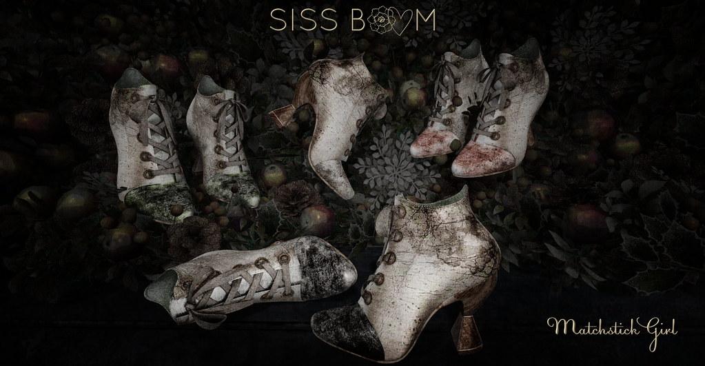 -siss boom-matchstick girl ad