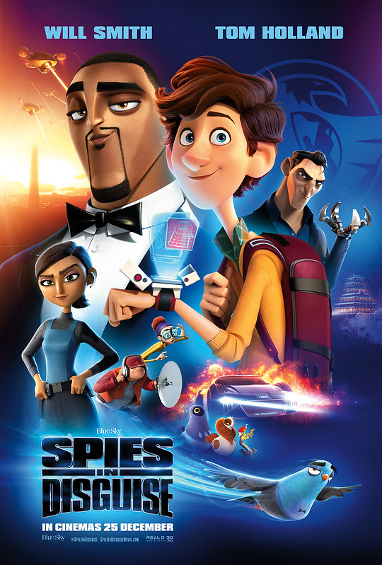 Filem Spies In Disguise