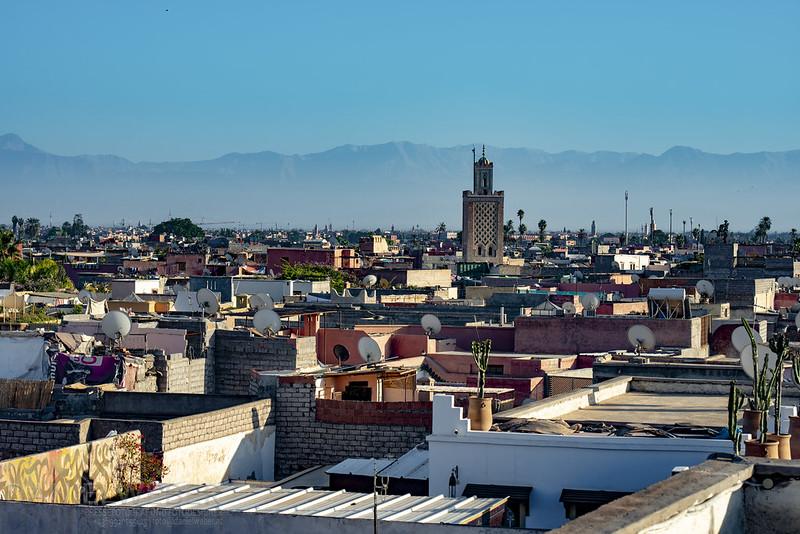 Marrakesch (مراكش)