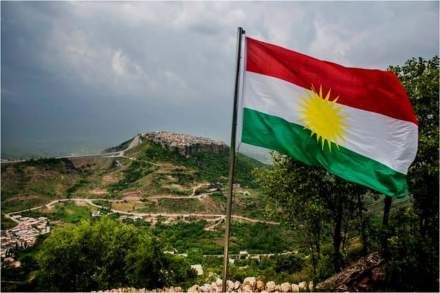 December 17th is Kurdistan Flag Day