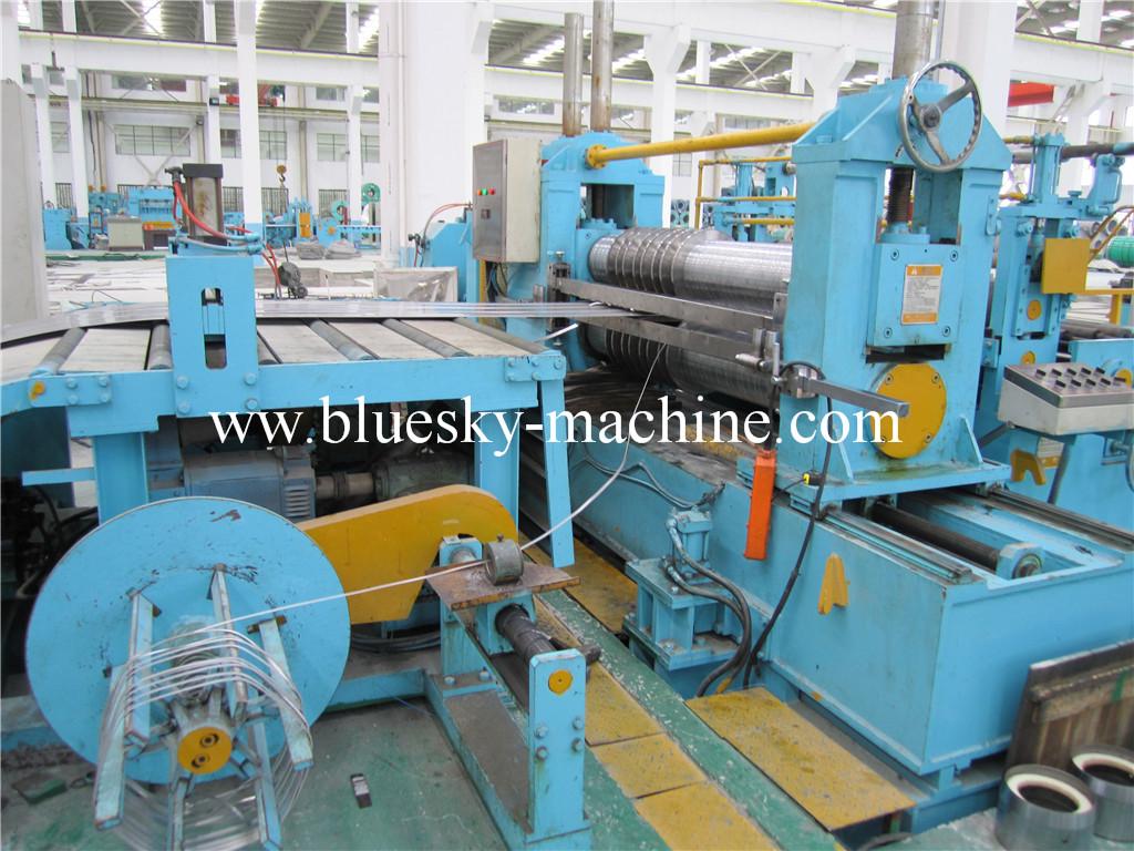 coil sliting machine slitter