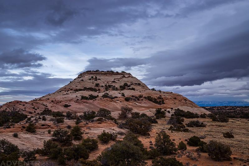 Aztec Butte