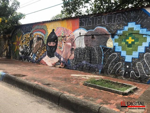 Murales de Neiva