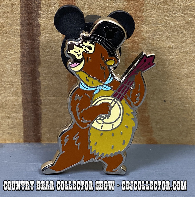 2019 Walt Disney World Wendell Hidden Mickey Pin - CBCS #233