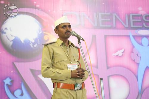 Tribhuwan Ji from Orai, expresses his views