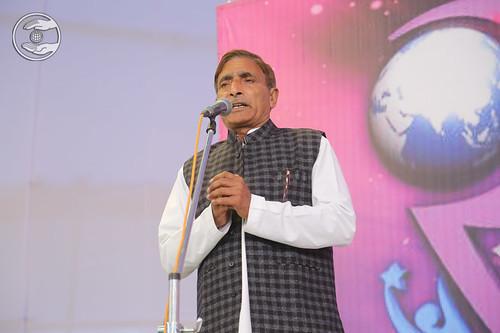 Jagat Singh Chauhan Ji from Orai, expresses his views