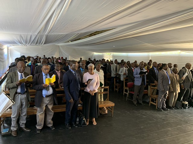 2019 Zimbabwe Camp Meeting