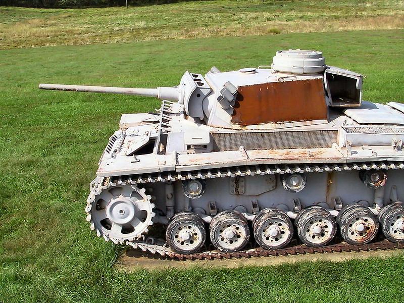 Panzer III 1