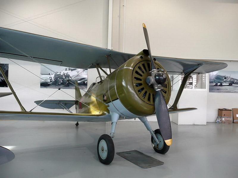 Polikarpov I-152 1