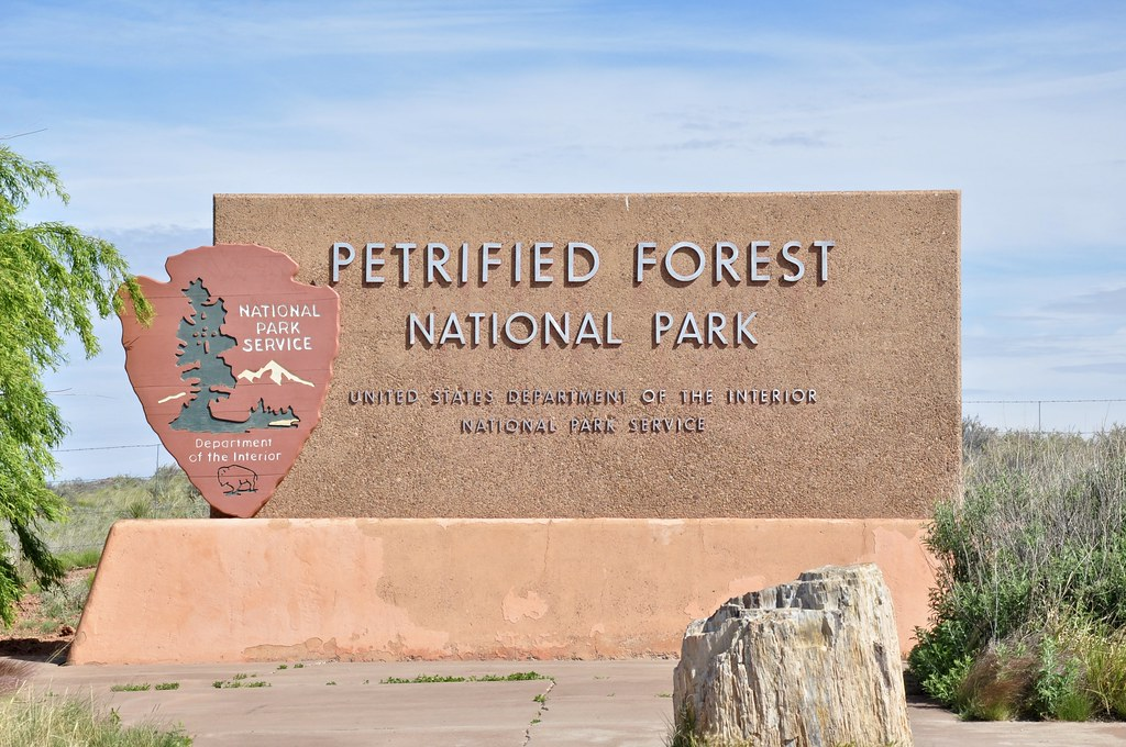 The Painted Desert ~ Petrified Forest National Park