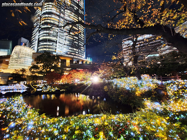 tokyo roppongi hills mori garden
