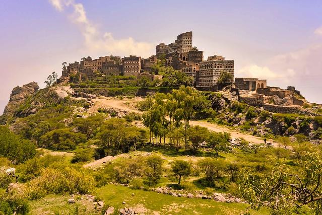 Haraz Mtn Village