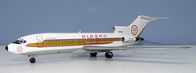 Alaska Airlines Boeing 727-90C N797AS