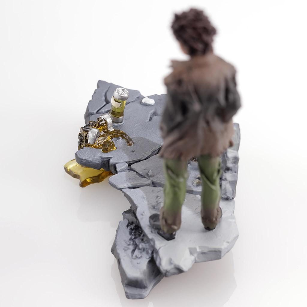 我們可是健康優良不良少年!海洋堂 miniQ《阿基拉》立體化人形 第三彈「AKIRA」(KAIYODO ミニキューAKIRA PART.3 アキラ)