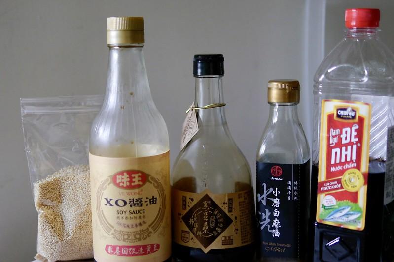 台灣味韓式涼拌冬粉