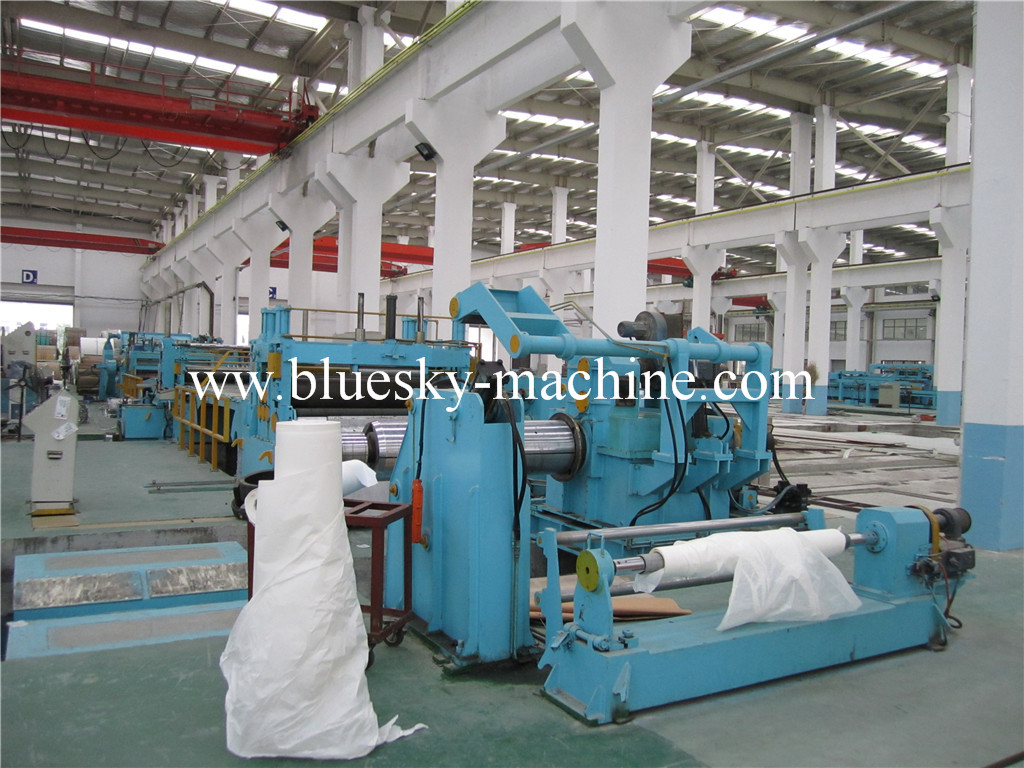 coil slitting process