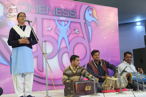 Devotional song by Rakha Ji and Saathi from Jalaun