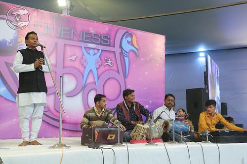 Devotional song by Bhagwan Deen Ji from Orai