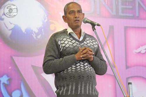 Brahm Swaroop Ji from Orai, expresses his views