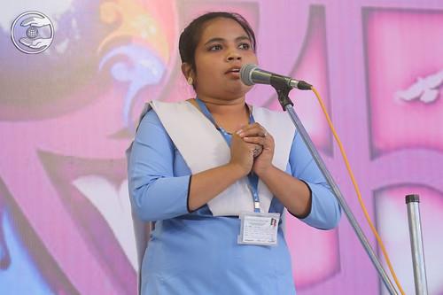 Devotional song by Priyanka Ji from Orai