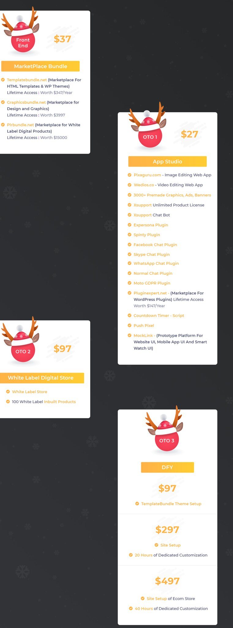 MarketPlace BUNDLE Review - ALL INCLUSIVE Web Marketing Tools 7