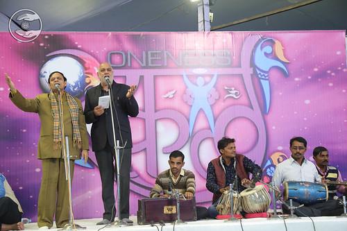 Devotional song by Jagat Geetkar Ji and Dilbag Uppal Ji from Delhi