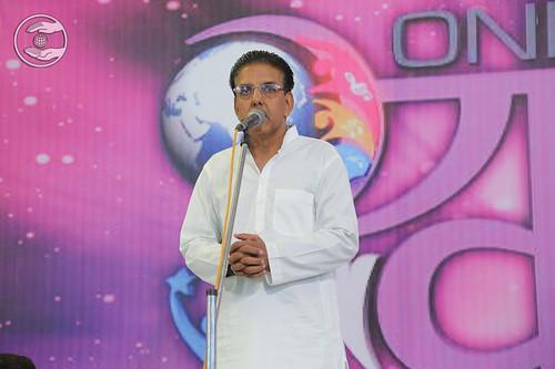 SNM Branch Mukhi Rajiv Kumar Mahendru Ji from Orai