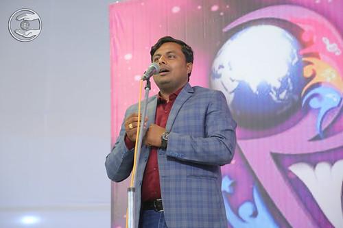 Neelendra Rajawat Ji from Goham UP, expresses his views