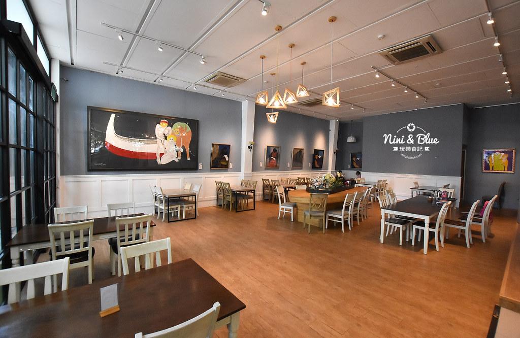 The Cafe By 想台中 落羽松 咖啡 義大利麵 下午茶不限時 有插座08